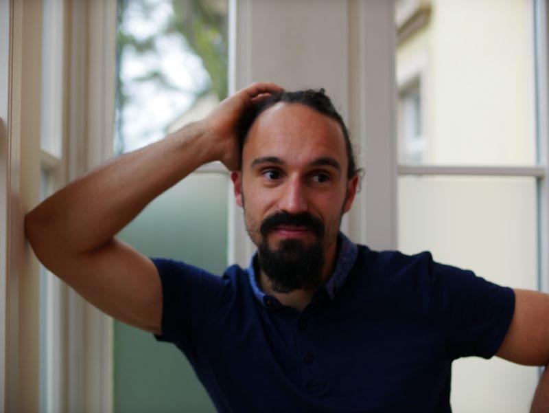 Über mich Jonny Reichel, als Heilpraktiker in Dresden
